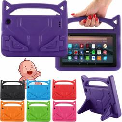 For Amazon Kindle Fire 7 9th Gen 2019 Tablet Case Kids Tough