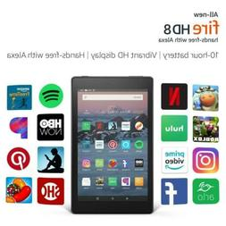 Amazon Kindle Fire HD 8 8th gen tablet 2018 release All new