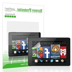 Kindle Fire HD 7 Screen Protector, amFilm Premium HD Clear