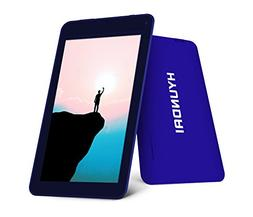 """Hyundai Koral 7W2 7"""" Android 7.0 Tablet 8GB with 1024x600 IP"""