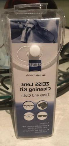 1 Zeiss Lens Cleaning Kit 2 oz Spray & Cloth - Sunglasses Co