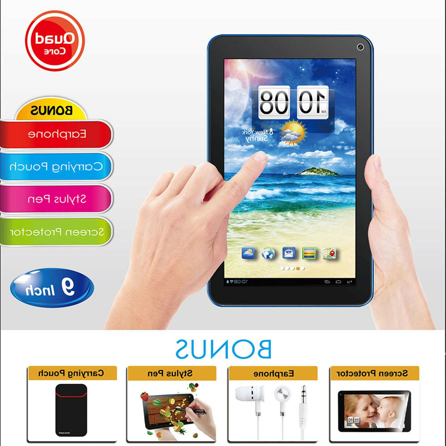 "10.1'' 9"" Tablet PC Core HD WIFI Dual Camera"