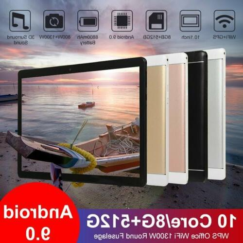 10 1 inch wifi tablet android 9