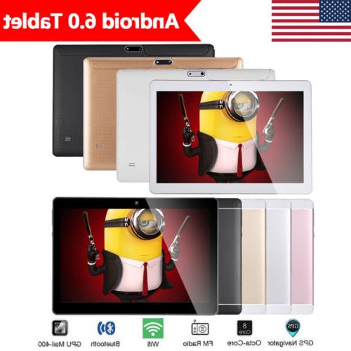 10 1 google tablet pc android 6