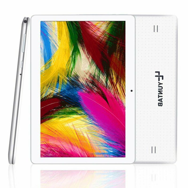 10 1 in tablet pc quad core