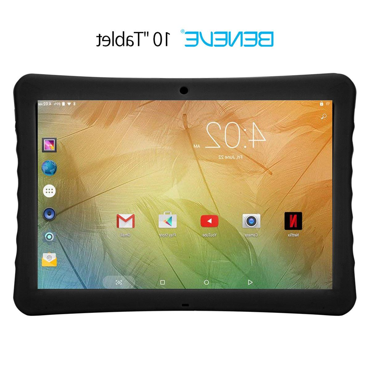 10.1'' Google Tablet PC Android Quad Wifi