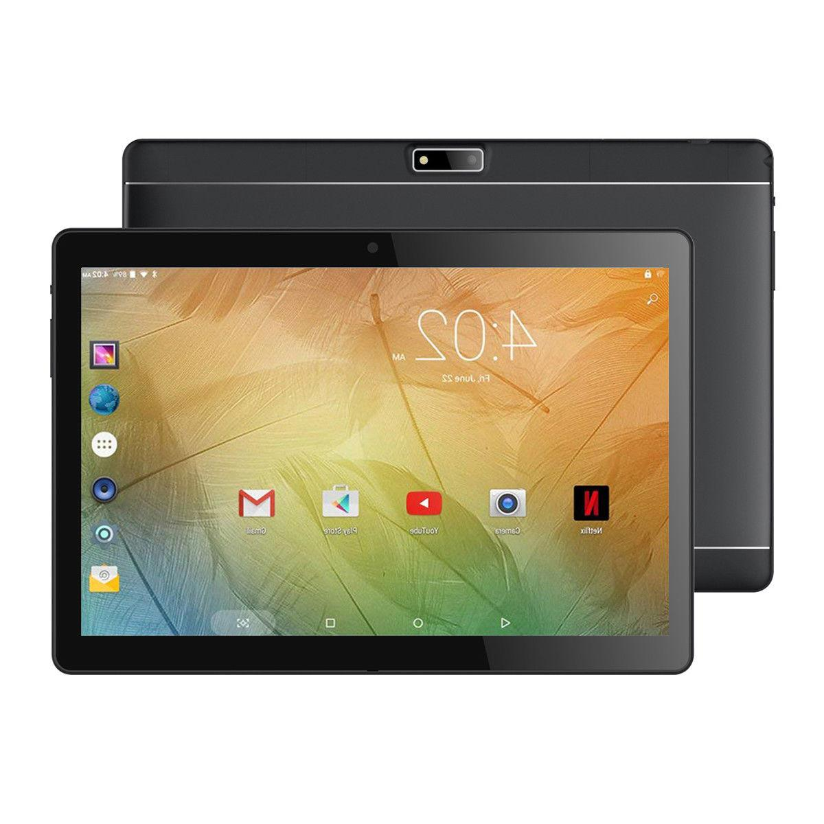 10 1 inch google gaming tablet pc