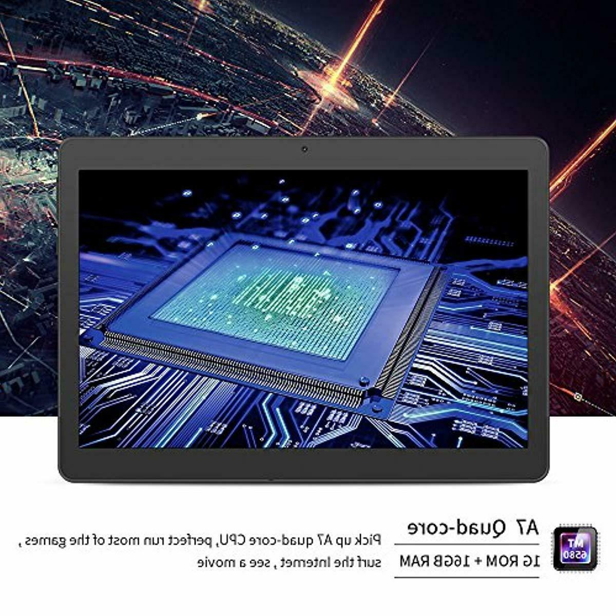 Yuntab 10.1 3G Tablet/Smartphone, Android Support Dual Car