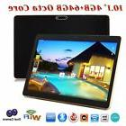 "10.1"" Tablet PC 64G Android 6.0 Octa-Core Dual SIM & Camera"