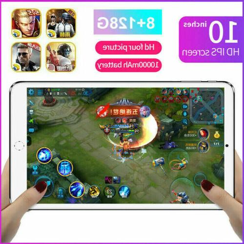 """10.1"""" Tablet Android 9.0 WIFI SIM Camera"""