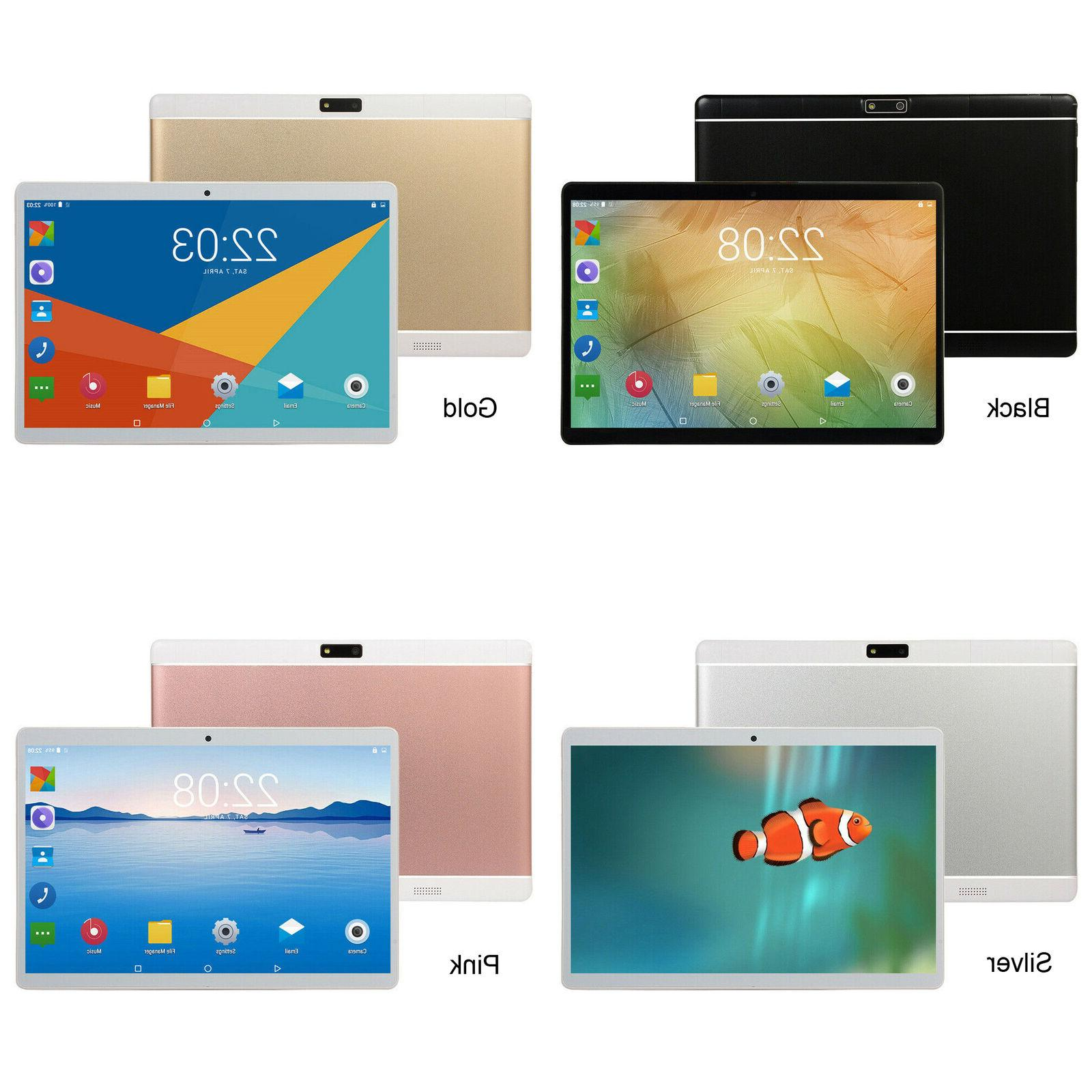 "10"" inch 8.0 64G Ten-Core WIFI HD Camera Tablet PC"