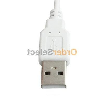 2 NEW USB Charger Cable Galaxy 8.9""