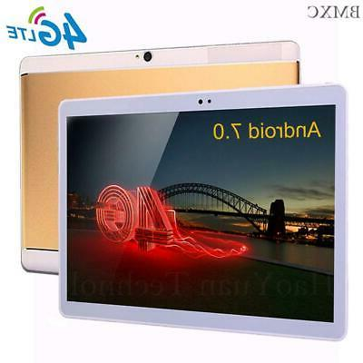 2017 Google 10 inch tablet Android 7.0 tablet 4G LTE Octa/10