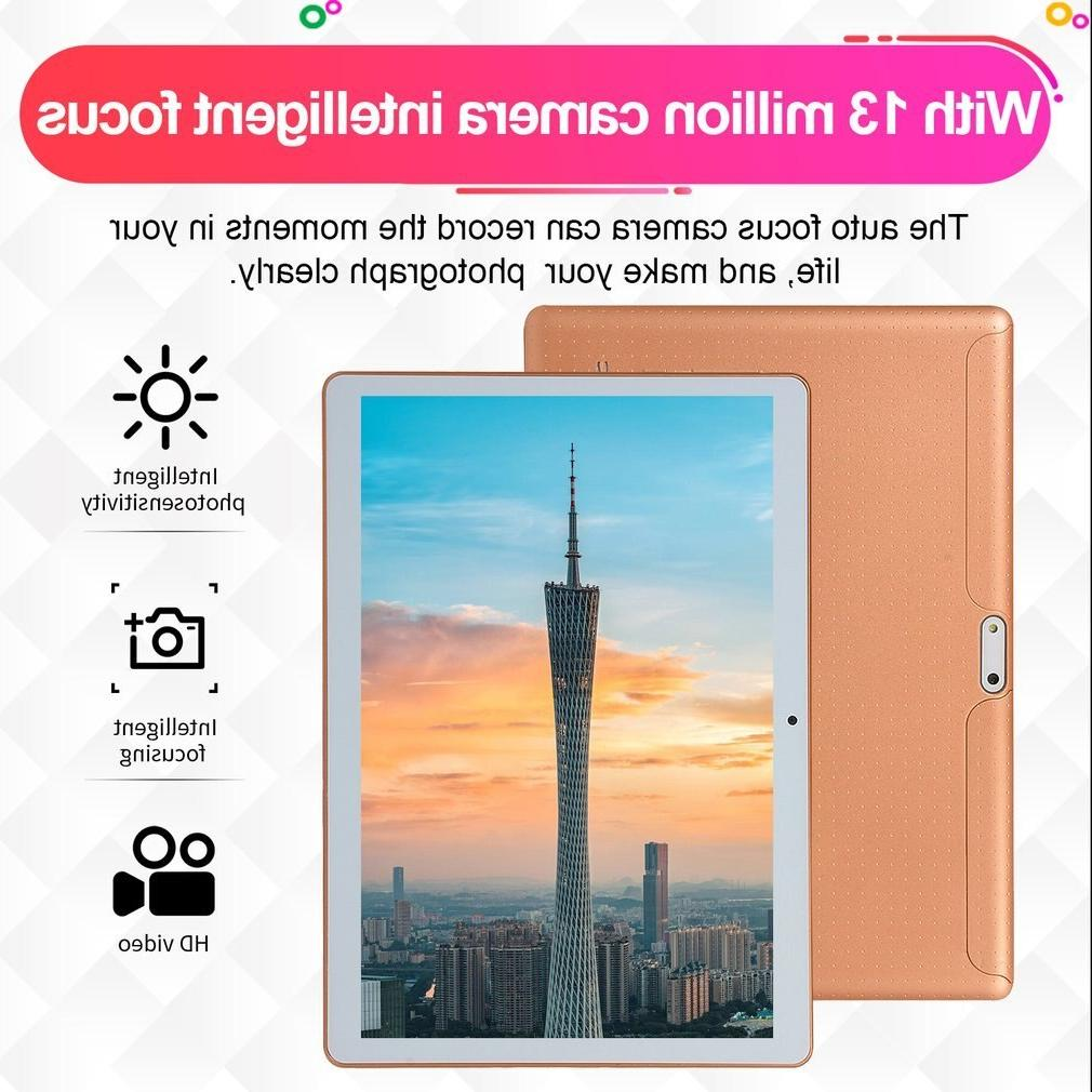 2019 PC 3G Android metal 128GB WiFi 10.1 <font><b>tablet</b></font> IPS CP9