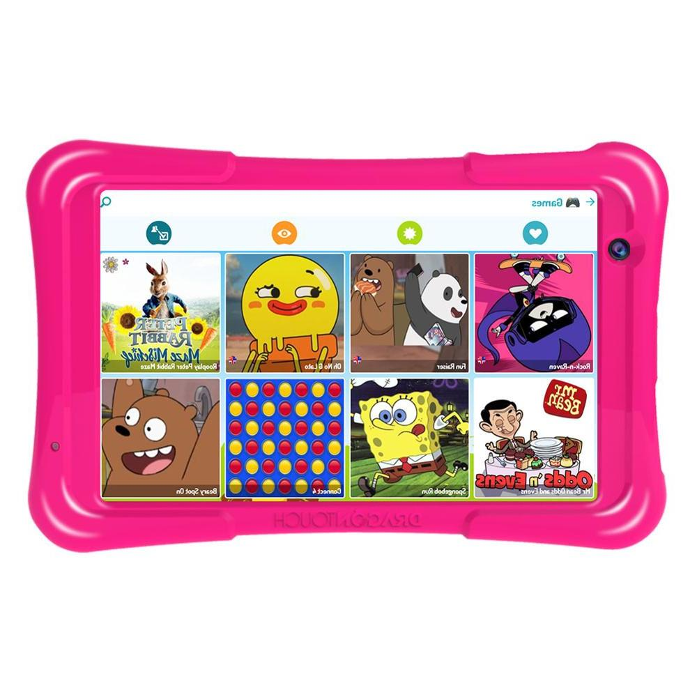 2019 <font><b>Dragon</b></font> <font><b>Touch</b></font> Kids HD Display Android for Children core 8.1