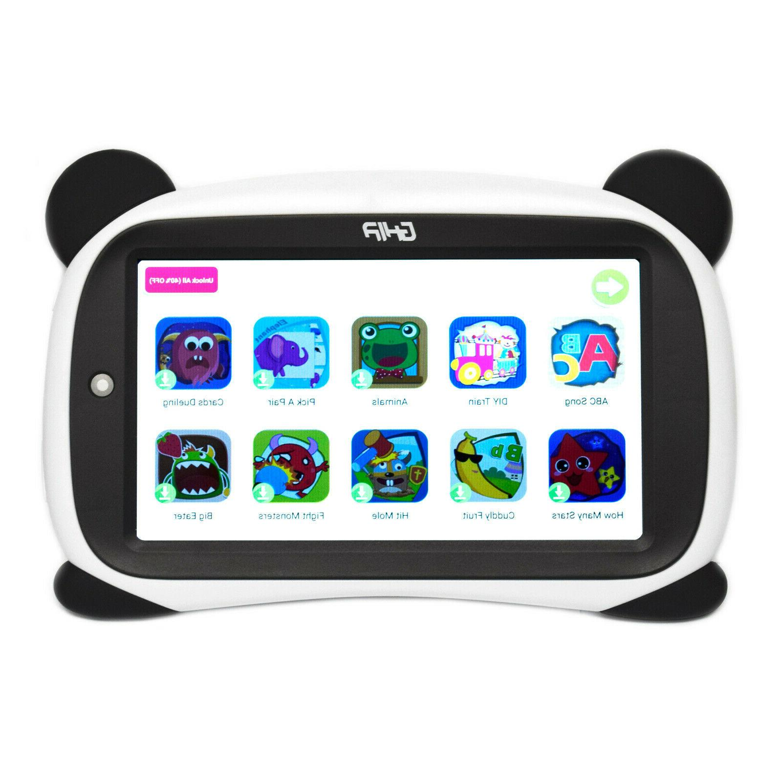 2019 New Google 8.1 Tablet 8GB Case for Kids