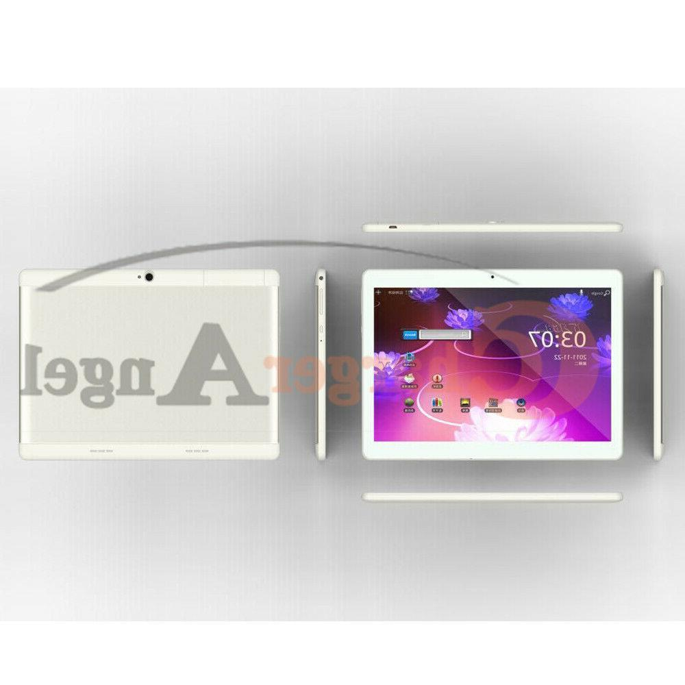 Android 8.0 10.1 Inch Tablet GPS Wifi Dual