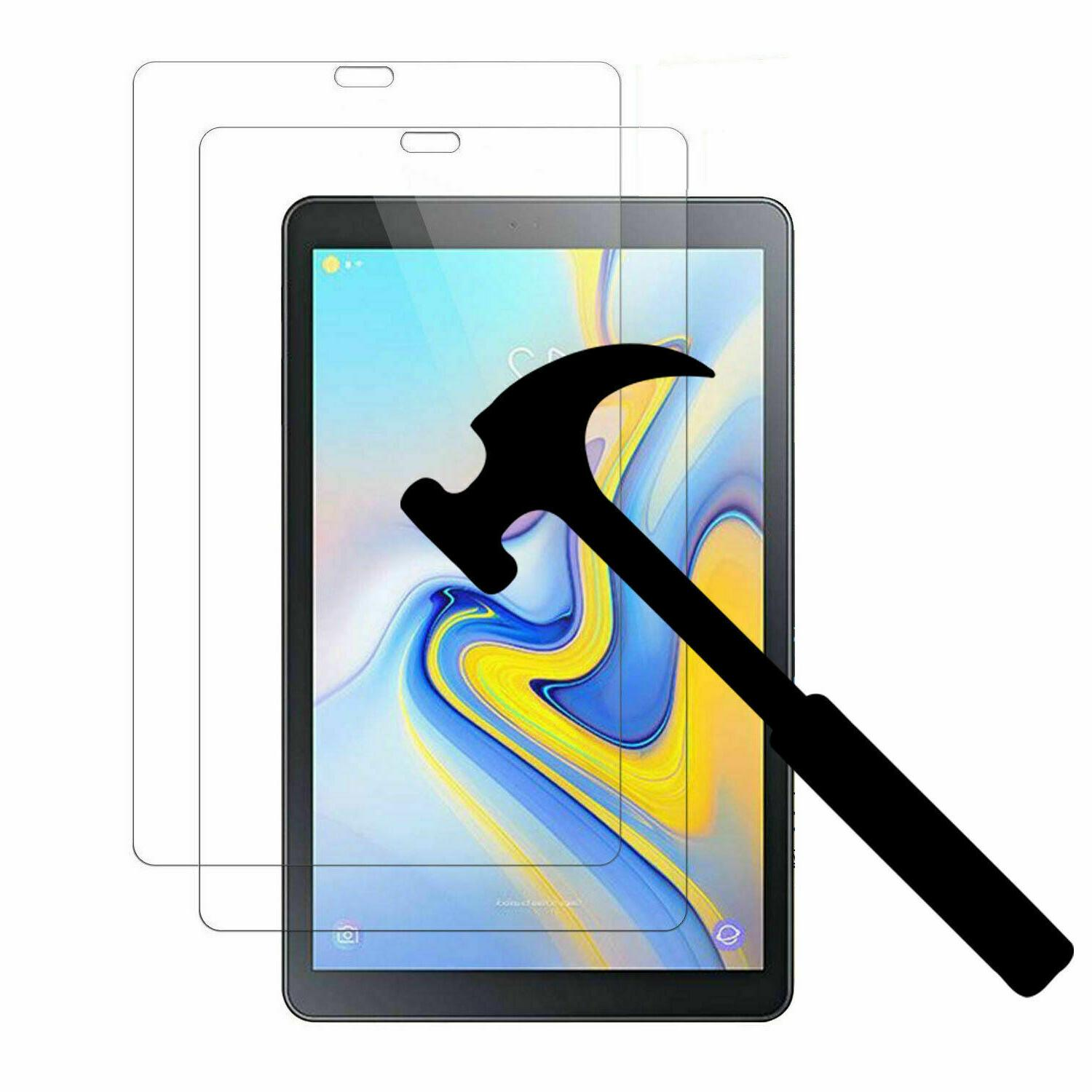 2PCS Tempered GLASS Protector Tab A 10.1