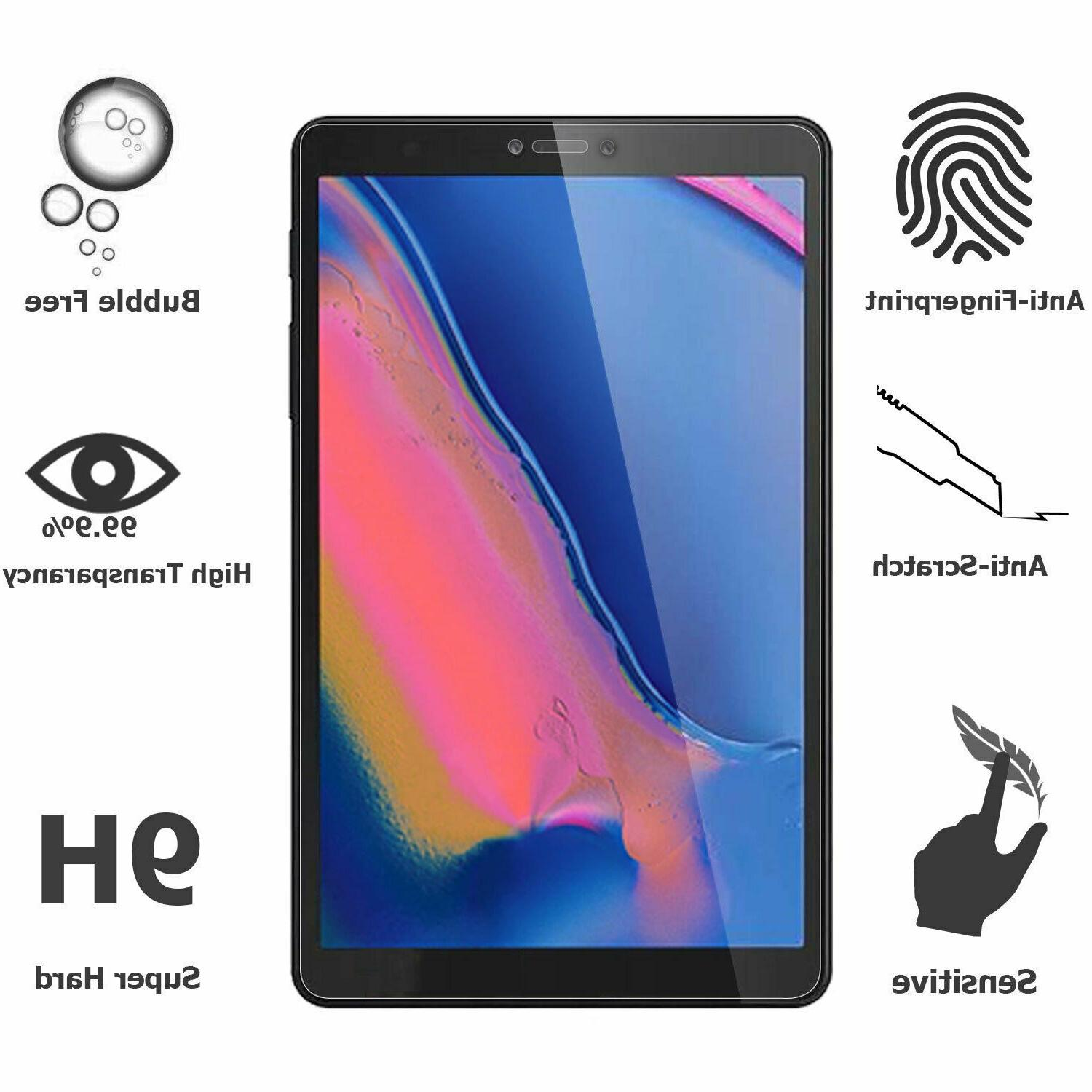 2PCS Tempered Glass Protector Tablets