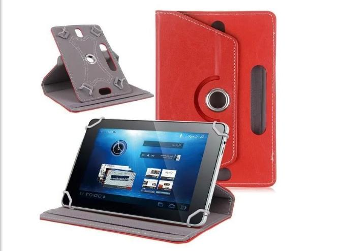 "360° Folio Cover For Universal Android Tablet 7"" 9"" 10"" 10.1"""