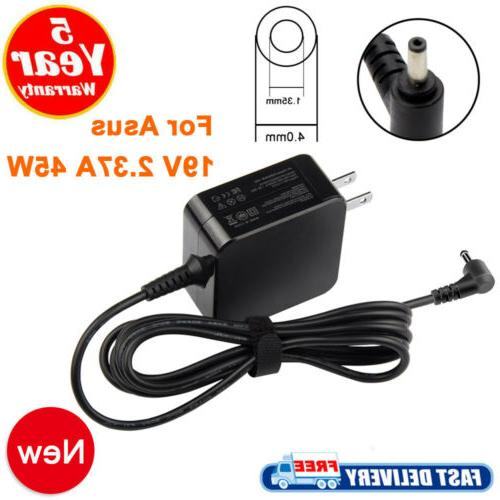 45W Charger For x540sa X540L 19V Adapter