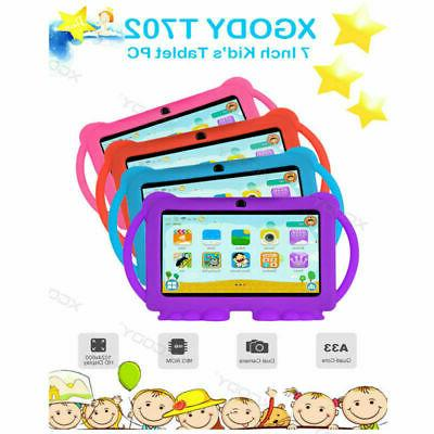 XGODY Android 8.1 WiFi IPS Dual Cam Tablet