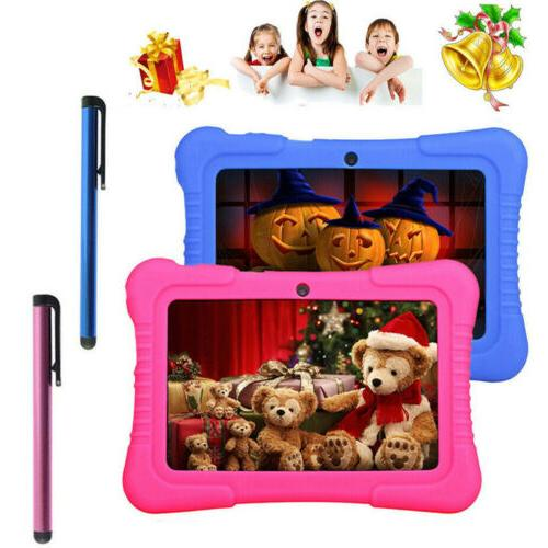 """7"""" Google Android Tablet PC 16GB WIFI Quad Core HD Dual Came"""