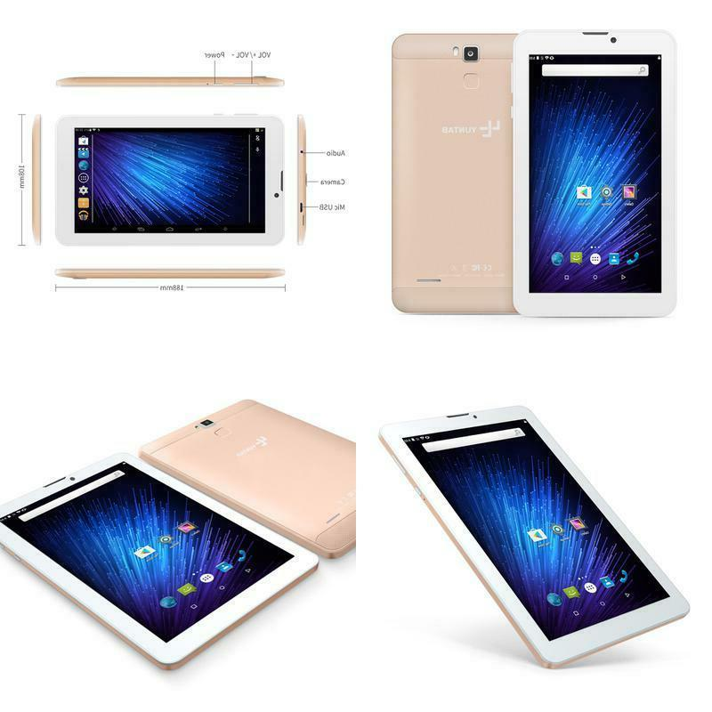 7 inch 3g unlocked android smartphone tablet