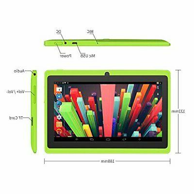 YUNTAB inch Android Tablet - Quad Core WiFi,