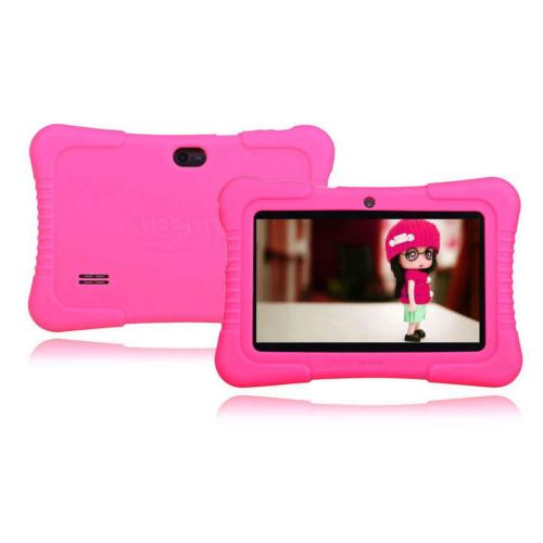 2019 7'' Quad Core Tablet Dual WiFi Android6.0 16GB