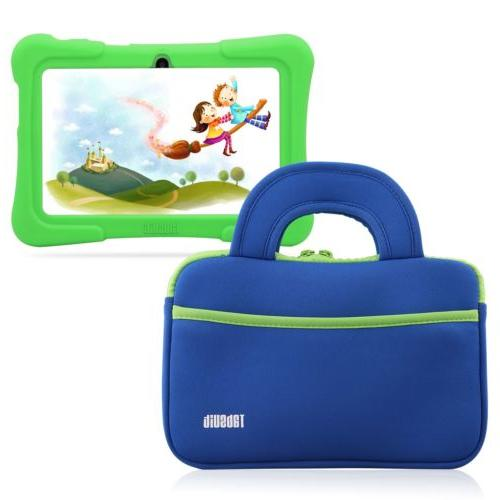 7'' inch Tablet Bag Sleeve iRulu Dragon Touch Tablet