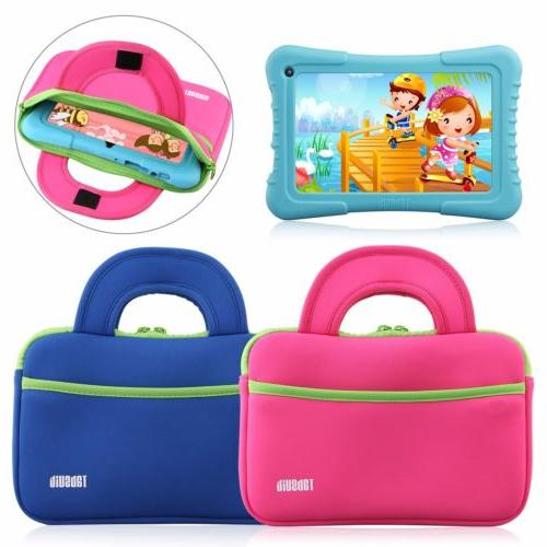 7 inch universal tablet bag case sleeve
