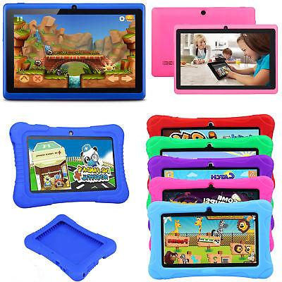"""7"""" Kids Tablet PC Google Android Quad Core 16GB WIFI HD Dual"""