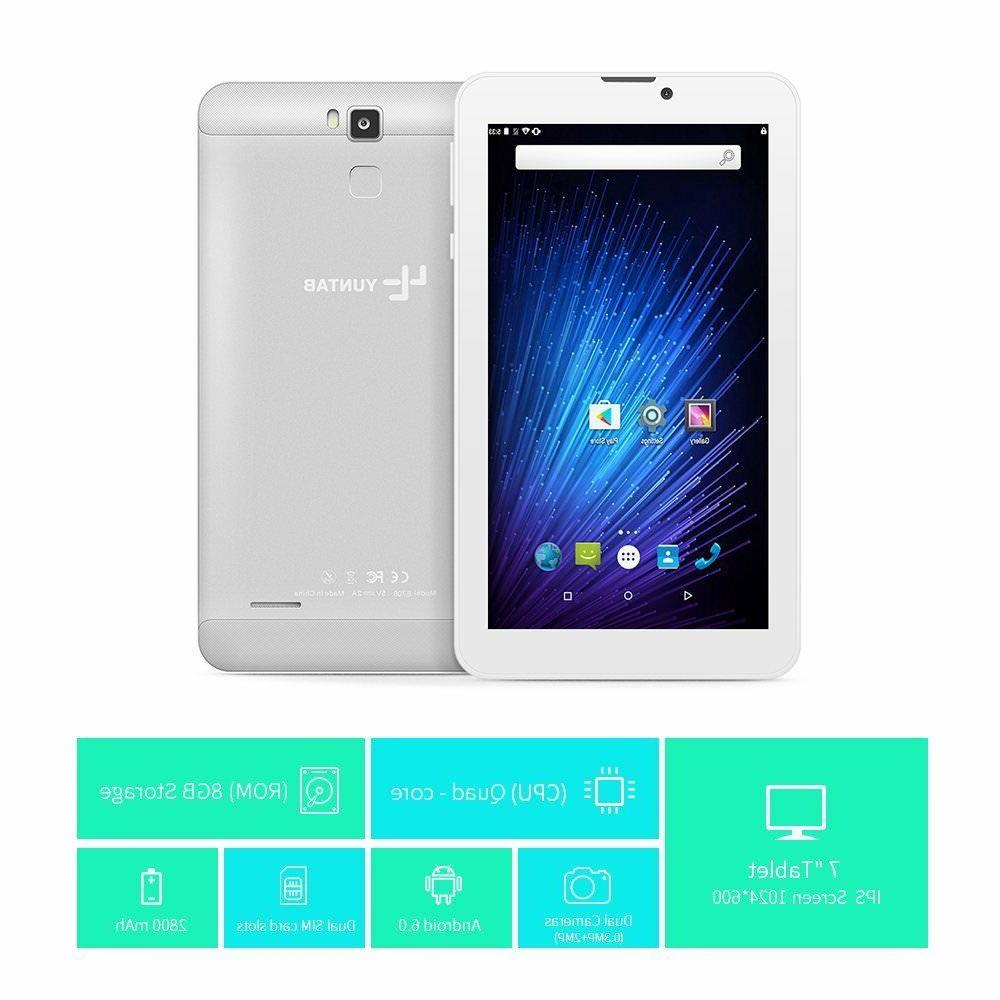 Android 6.0 Tablet 3G Sim