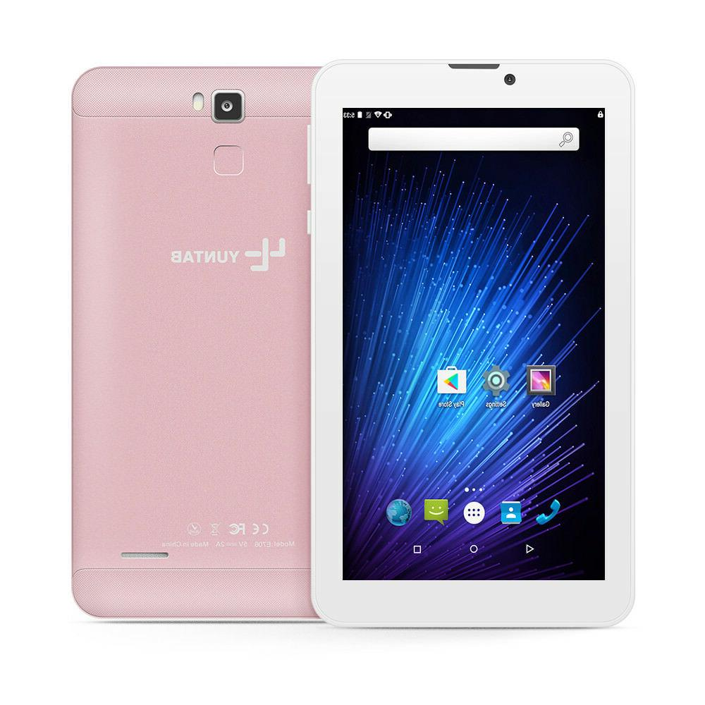 "7"" Android Kitkat Phone Tablet"