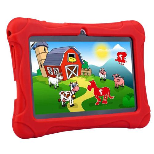 7'' Tablet 16GB Android Camera WiFi For Kids Gift