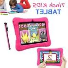 7'' Tablet 16GB Quad Core HD KitKat Dual Camera WiFi BundleA