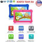 7'' Tablet Android 4.4 HD Quad Core Dual Camera WiFi KitKat