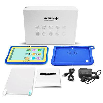 7'' Android 4.4 KitKat Dual Camera Quad For Kids