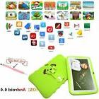 "7"" Tablet PC  Android 4.4 Wifi 4G  A33 Quad Core  Dual Cam f"