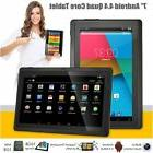 7″INCH KIDS ANDROID 4.4 TABLET PC QUAD CORE WIFI Camera CH
