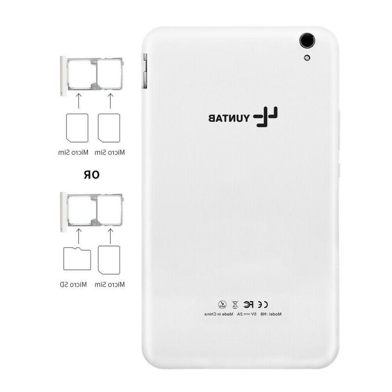 Yuntab H8 Tablet PC 4G 6.0 Quad-Core Touch screen