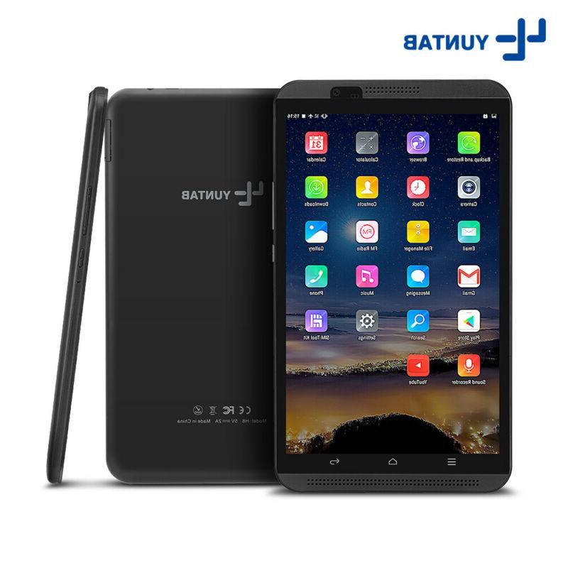8 inch h8 tablet pc 4g android