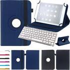 """US For 10""""-10.1"""" Tablet PC Bluetooth Keyboard / Rotating Uni"""