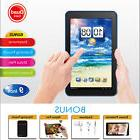 "KOCASO 9"" Android 4.4 Quad Core Tablet PC  8GB Wi-Fi Bonus G"