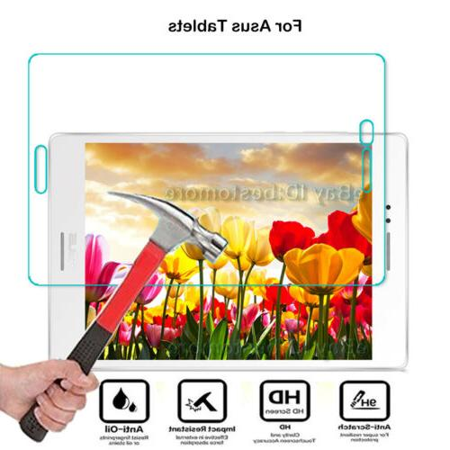 9H Genuine Tempered Glass Screen Film Protection Case For As