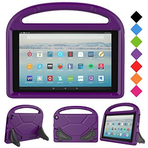 All-New Amazon Fire HD 10 Tablet Case 2017, LTROP Portable S