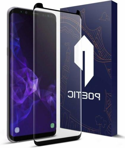 Poetic Tempered Glass Screen Protector Galaxy S9 /S9+ /S8 /S