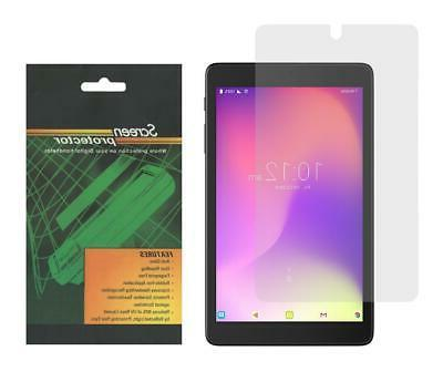 2X Clear Screen Protector for for T-Mobile Alcatel 3T 8-inch