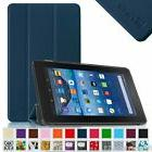 Fintie For Amazon Kindle Fire 7 5th Gen 2015 Slim Leather Ca
